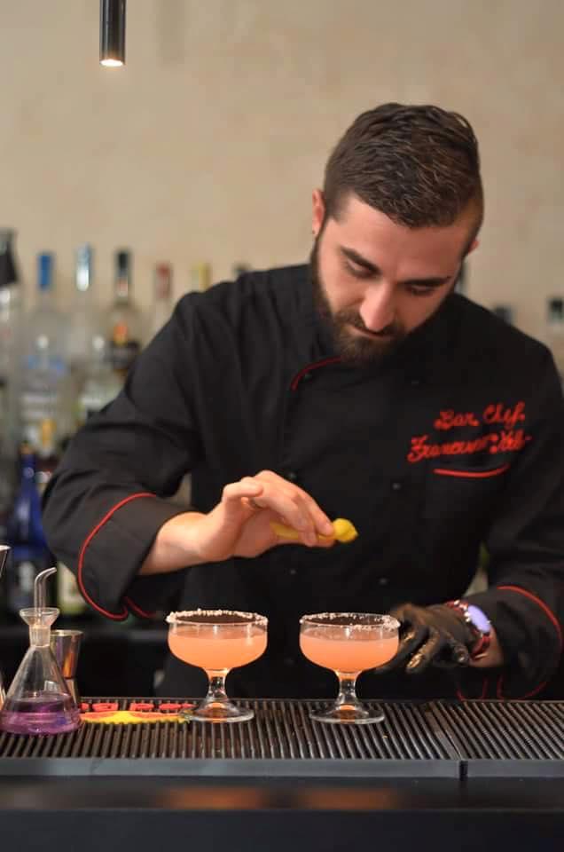 Barman Lavoro
