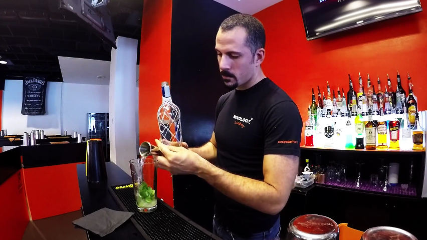 corso barman milano
