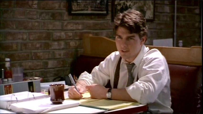 Tom Cruise bartender